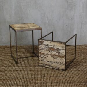 R_SIDE001 Reclaimed Side Table
