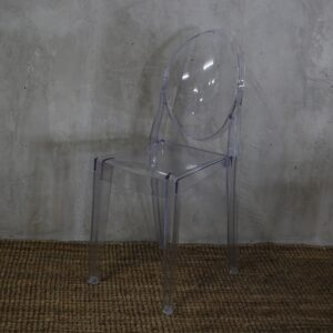 Elizabeth Chair - Clear