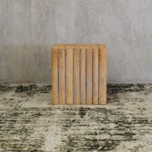 Branch Stool Square 1