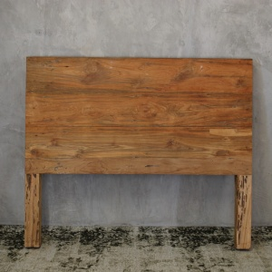 Headboard Reclaimed Teak