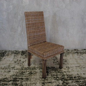 K Rattan Dining Chair