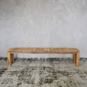 Teak Bench Outdoor