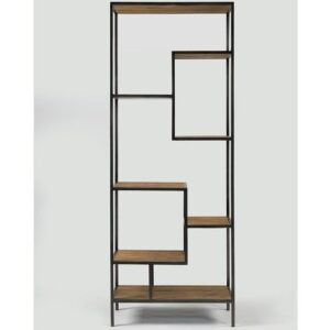 SQ Akoya_Metal leg bookshelf