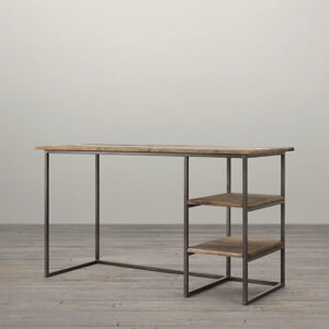 SQ Jasper_metal and wooden desk 1