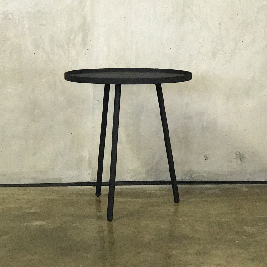 plum table shop top primrose a gold based circle side and with hammered design linked metal furniture coffee round tables