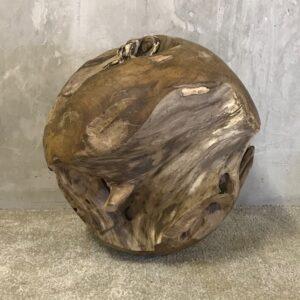 Teak ball 50cm_1