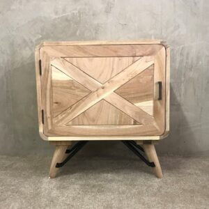 Factory Side Table SINGLE DOOR_1