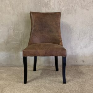 Zambezi Dining Chair full leather_1
