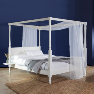 Four Poster Turned White_1