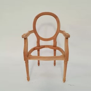 French Dining Armchair 1069 Raw