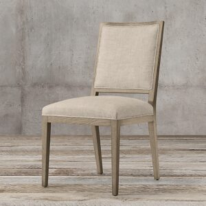 French contemporary SQ dining chair 1
