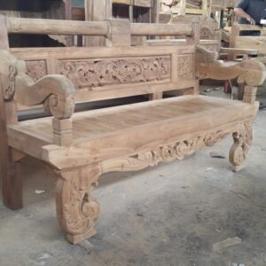 Carved Bench_1