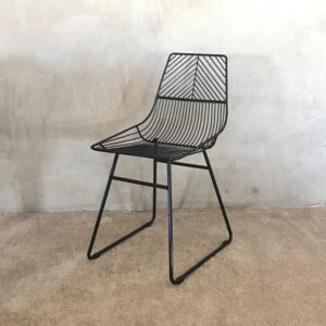Aster metal chair 1