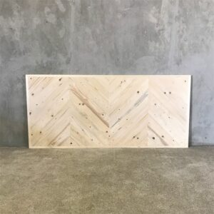 Chevron Headboard 1