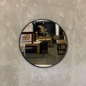 Round Iron mirror 90cm_1 (Compressed)